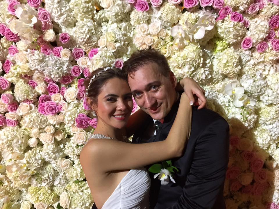 Paul van Dyk se casó este fin de semana