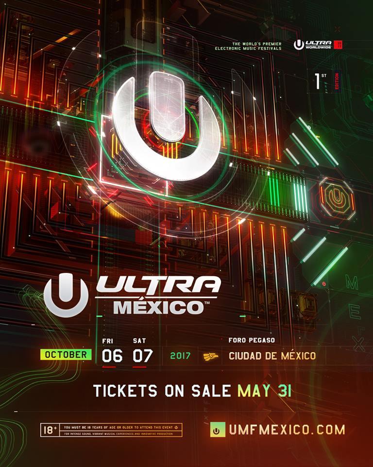 ¡Oficial, Ultra llega a México!