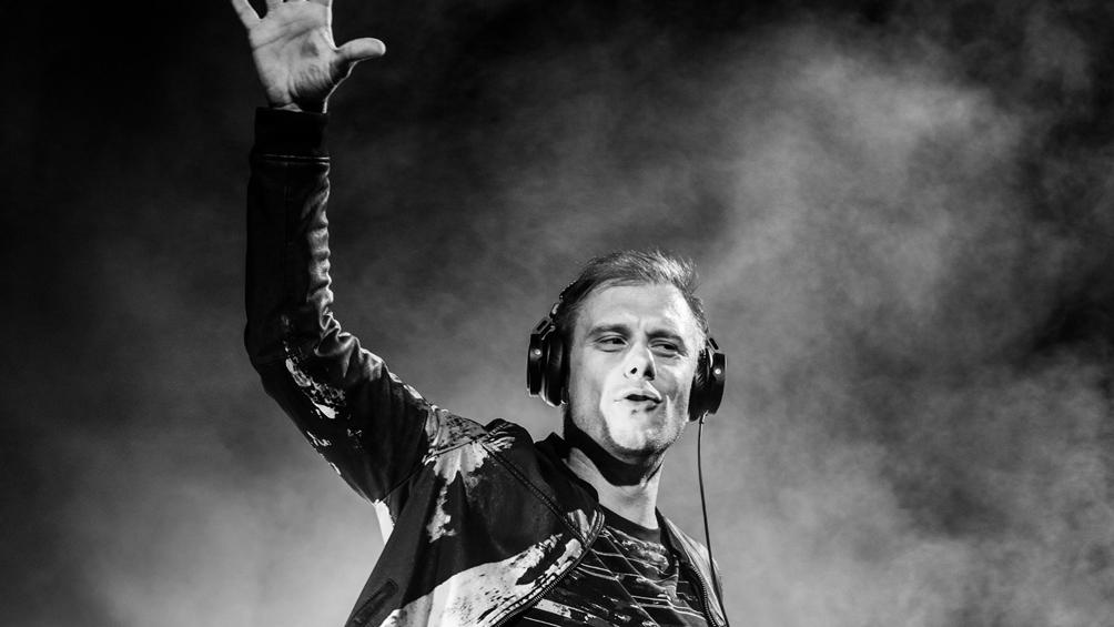 Armin van Buuren responde a acusaciones de plagio