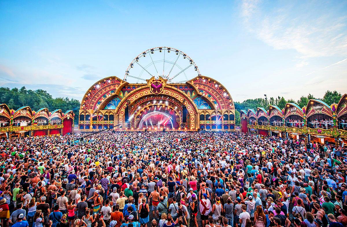 Tomorrowland remplazará su épico Opera Stage en esta edición