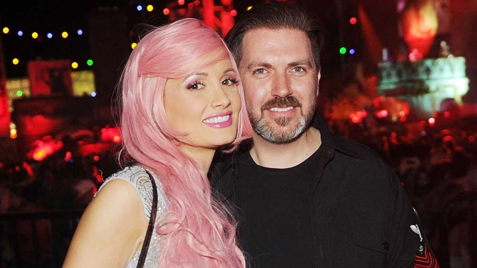 Pasquale Rotella y Holly Madison solicitan el divorcio