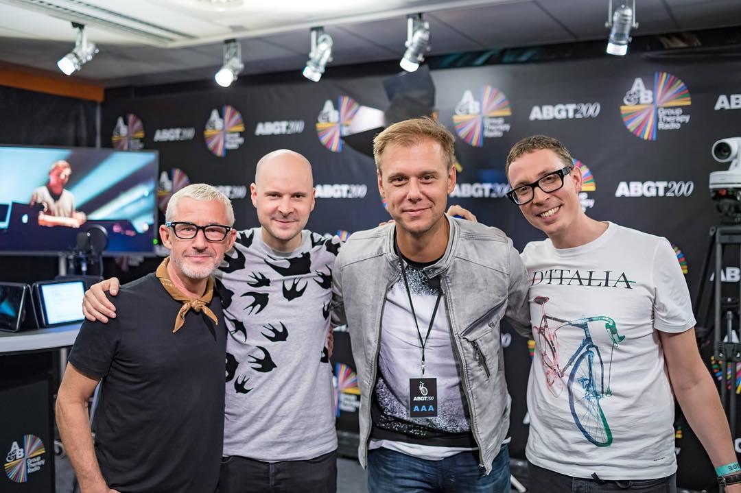 Above & Beyond se unirá a Armin van Buuren para ASOT 900 en Utrecht