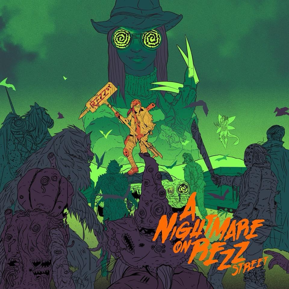 "REZZ presenta ""Nightmare on Rezz Street"" con un mix audiovisual"