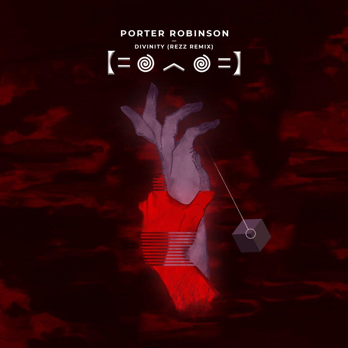 "REZZ finalmente lanza el remix de ""Divinity"" de Porter Robinson"