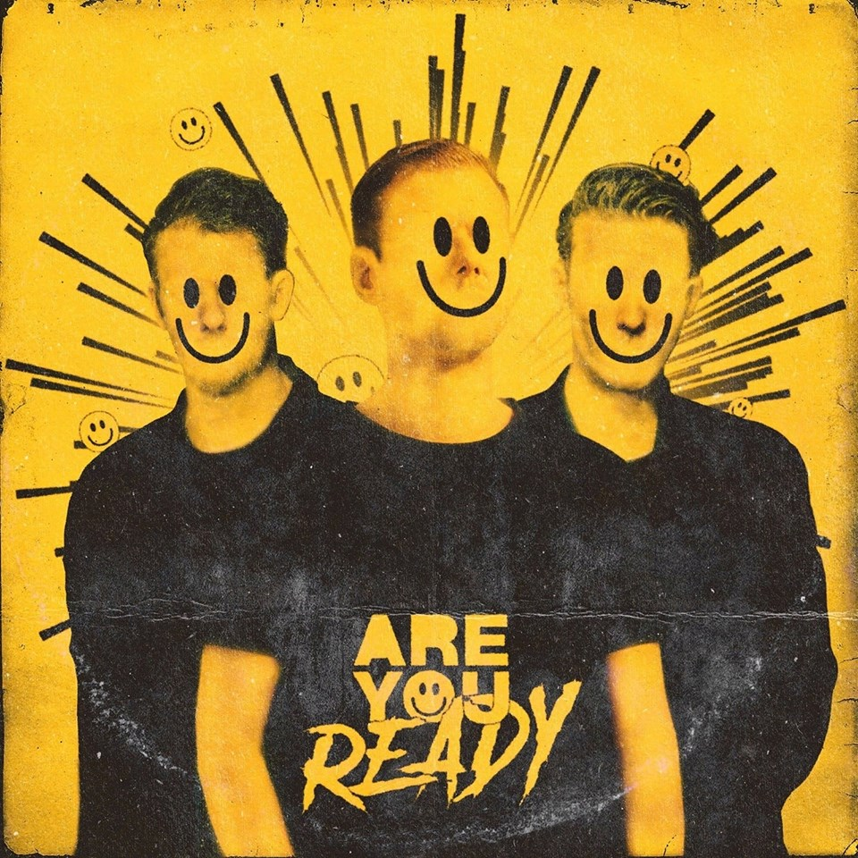 W&W & Armin van Buuren – Are You Ready