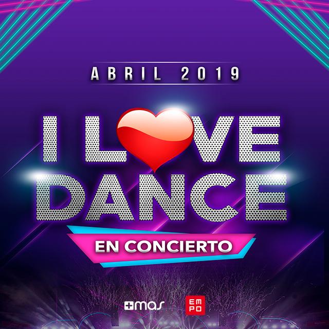 I Love Dance: En Concierto