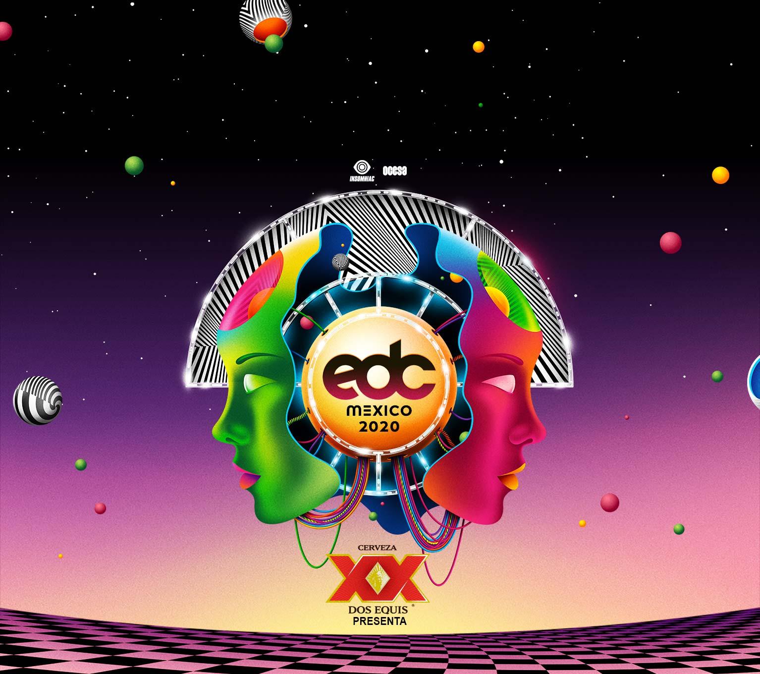 EDC México 2020, impresionante